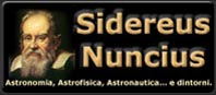 Blog scientifico Sidereus Nuncius